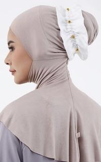 Headpiece Malaika Rubber Hair