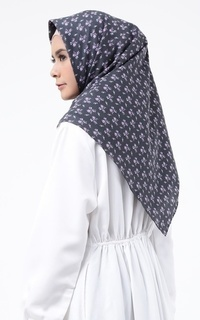 Fazahra Scarf with Rubber Hair