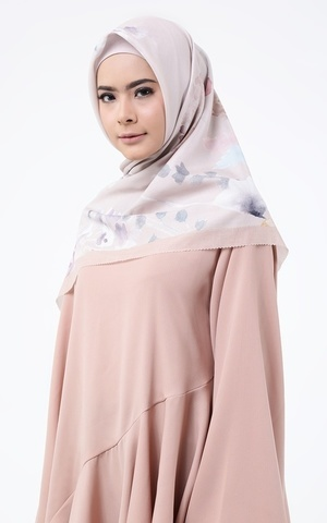 Asoka Square Voile Cotton Scarf
