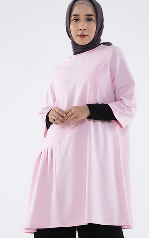 Blouse Busui Friendly