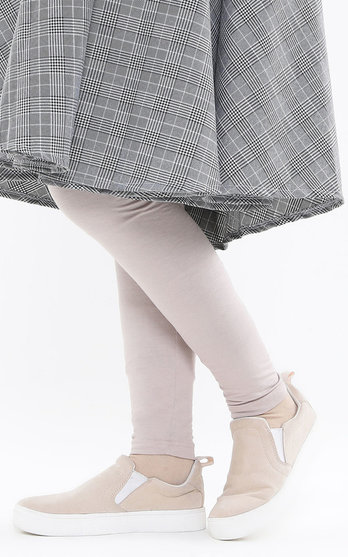 Pants - Basic Legging - Nude