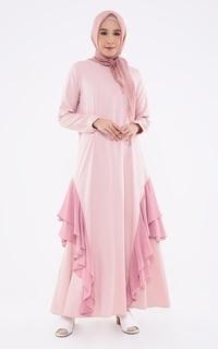 Long Dress Sheza Ruffle Dress