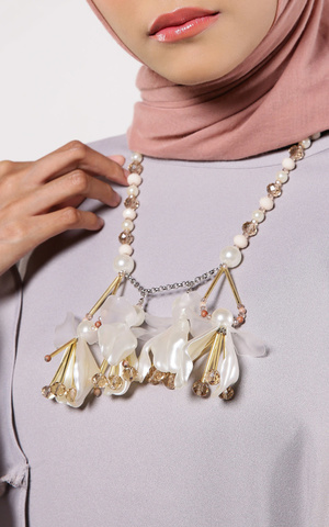 Kanza Necklace for HIJUP
