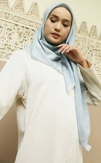 Printed Scarf Ethera Tosca Voal Square for HIJUP