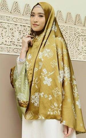 Khimar Ethera Gold for HIJUP