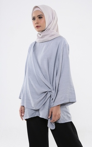Blouse Side Tied Mirah