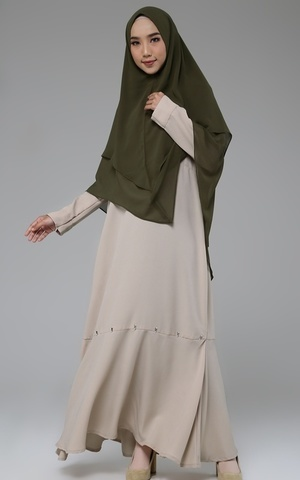 Samira Dress Set Khimar