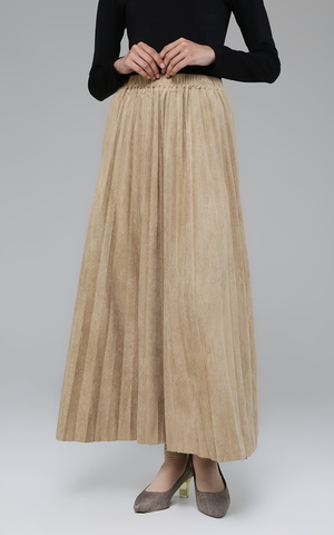 Long Skirt Plisket