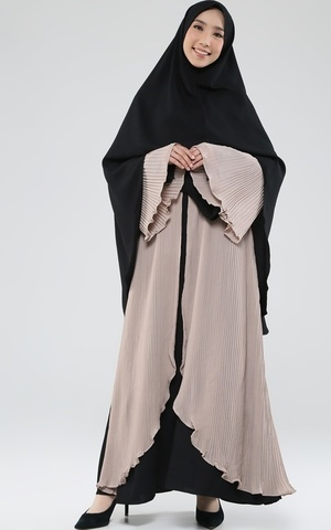 Ruman Dress Set Khimar