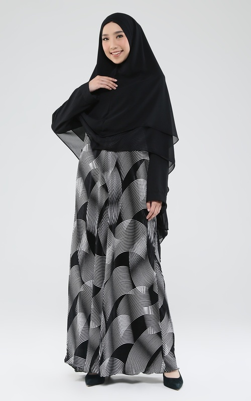 Black-Monochrome Motif