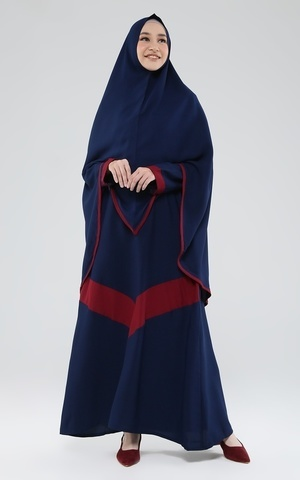 Nayara Dress Set Khimar