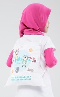 kids' clothing Sabang Sampai Marauke Drawstring Bag