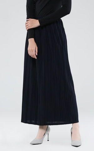 Long Skirt Plisket Basic