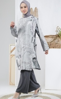 Cape Poppies Rompie Grey for HIJUP