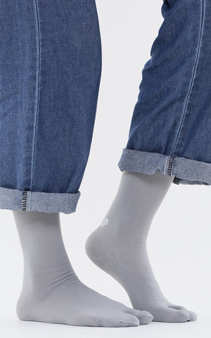 Plain Thumb Socks
