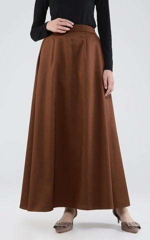 Laiqa Cotton A Line Skirt