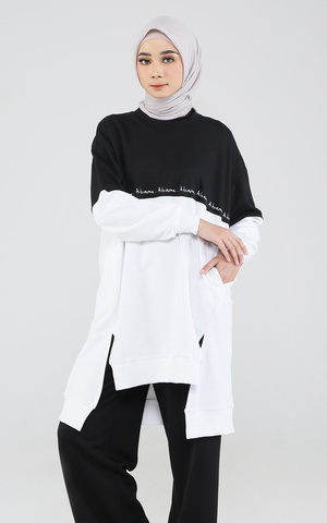 Abame Long Sweater