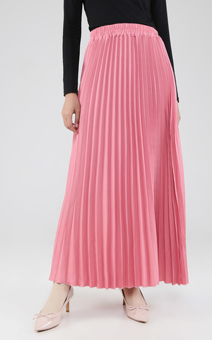 Safa Pleats Skirt