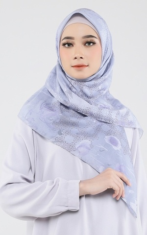 Arabella Rainy Day Scarf Voal For HIJUP