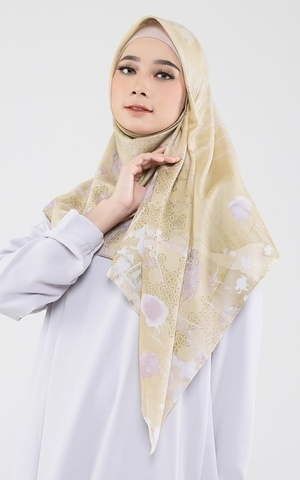 Arabella Amber Light Scarf Voal For HIJUP