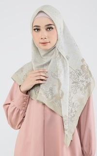 Printed Scarf Harra Clay Scarf Voal For HIJUP