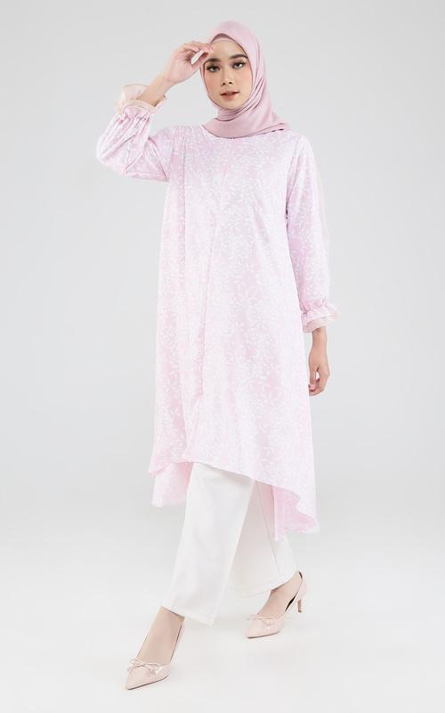 Tunic - Reya Tunic - Blush Pink