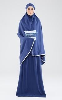 Mukena Tisya Blue