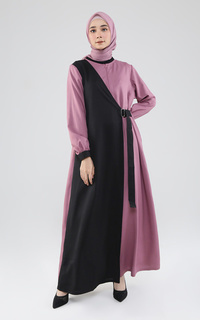 Long Dress Juwairiyah Abaya