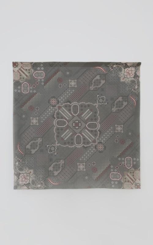 Printed Scarf - New Maheen Scarf for HIJUP - Multicolor