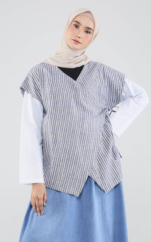 Judo Shirt Stripe