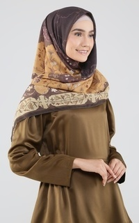 Printed Scarf India Ramadhina Scarf Voal for HIJUP