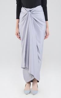 Skirt Raihana Tie Skirt (Ruby Elegancy Series)