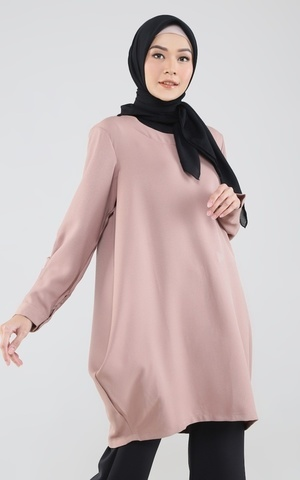 Long Sleeve Tunik Maya