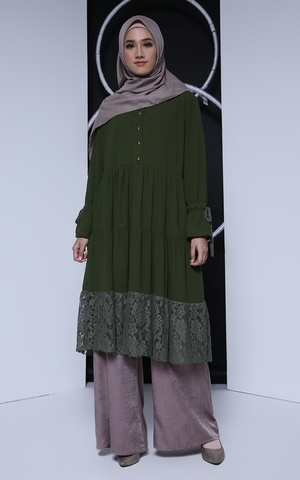 Ilma Midi Dress for HIJUP