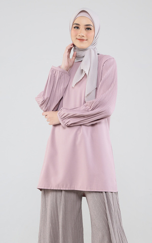 Tunik Pleats Tiana