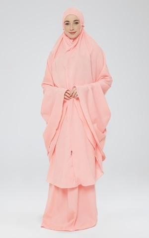 Tiara 426 Daimah Rasiyah Maxi Peach