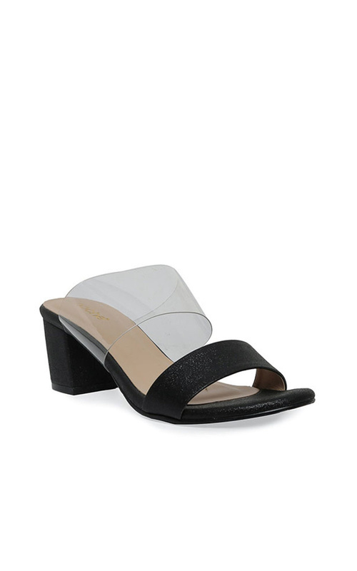 Shoes - Heel Gladiolus - Black