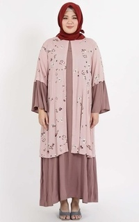 Gamis Butterfly Gamis