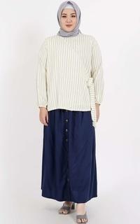 Blus Stripe Blouse