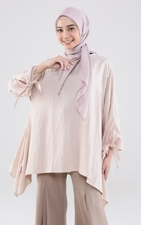 Blouse L/S with Bow Tania
