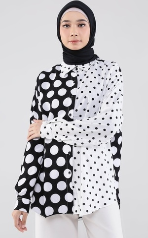 Mix Dotty Shirt