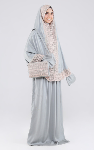 Abaya Safar Dusty Green