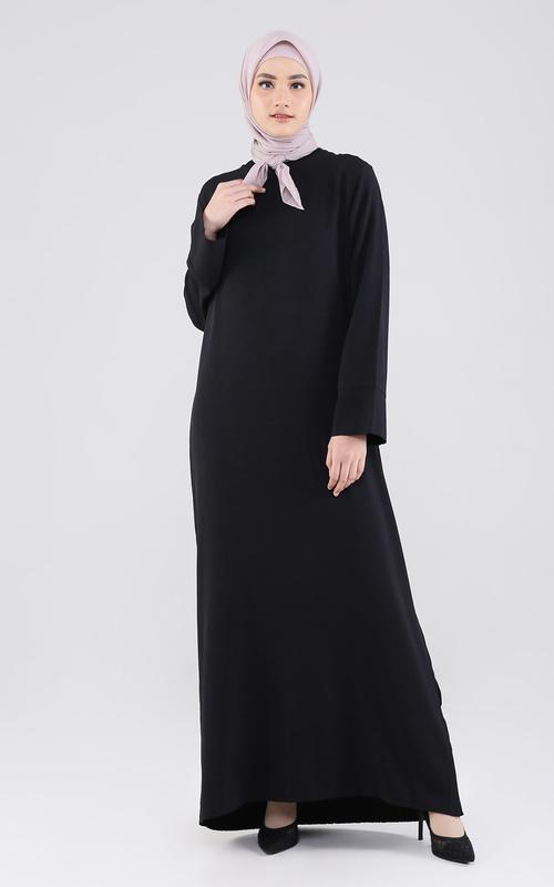 Long Dress - Zoya 3 Dress - Black
