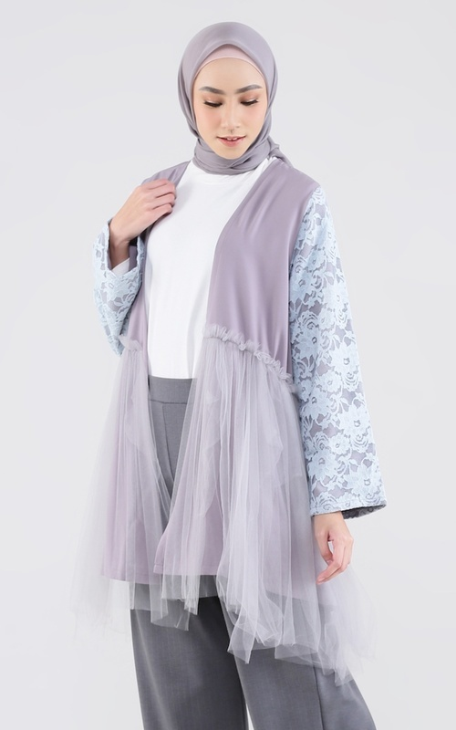 Cardigan - New Rory Outer for HIJUP - Mint