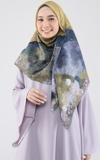 Printed Scarf Delja Scarf for HIJUP