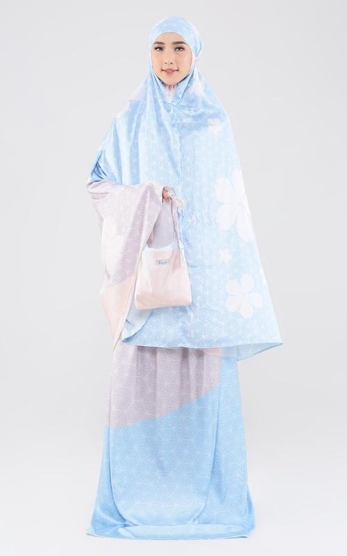 Peach Blue Soft