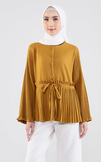 Blouse Pleats Aninda