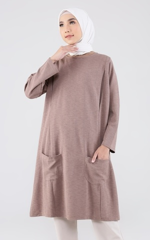 Afsanah Tunic Breastfeeding