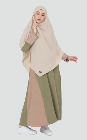 NAQIZA French Khimar