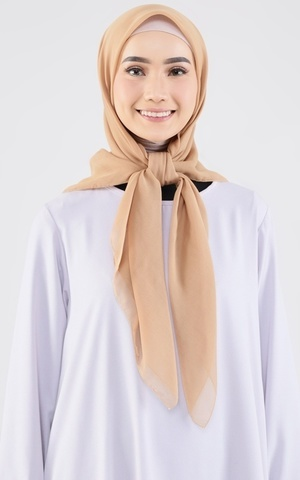 Everyday Scarf - Pale Gold